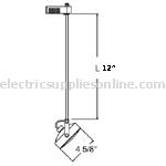 ET565 12 inch extension specs