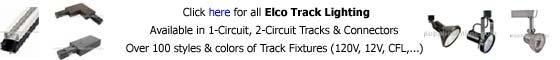 Elco Track Lighting