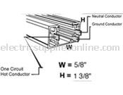 Single circuit spec drawing