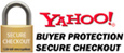 Yahoo Secure Checkout