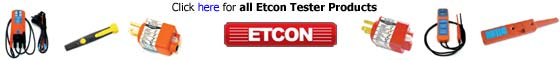 Etcon Electrical Tester Products