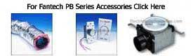 Fantech Premium Bath Inline Ventilation Fan Accessories