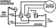 Intermatic T102R wiring diagram