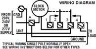 Intermatic T106M wiring diagram