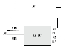 T12-electronic-residential-wiring-28  L T Ballast Wiring Diagram Fluorescent Light on