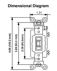 leviton 1222 2l 20 amp 120 277 volt toggle locking double pole ac rh electricsuppliesonline com 277 Volt Wiring for Lighting 277 Volts Single Phase
