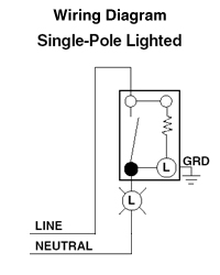 Leviton 1461 lhc 15 amp 120 volt toggle lighted handle dimensional drawing wiring diagram asfbconference2016 Images