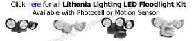 Lithonia Lighting LED Floodlight Kit