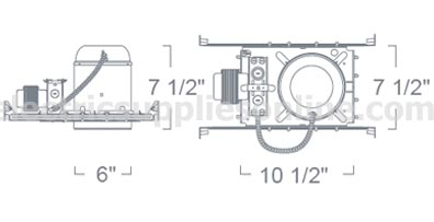 junction box ground wire size water line junction box