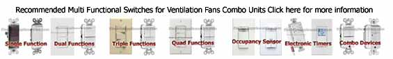 Ventilation Fan Related Items