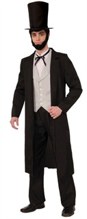 Adult Deluxe Abraham Lincoln Costume