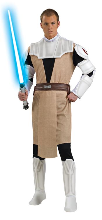 Adult Deluxe Obi Wan Kenobi Costume