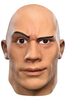 Adult Deluxe The Rock Mask