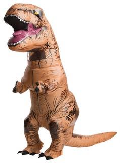 Adult Jurassic World Inflatable T Rex Costume