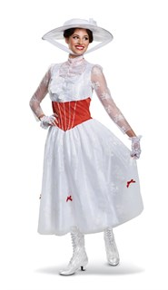 Adult Mary Poppins Deluxe Costume