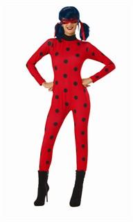 Adult Miraculous Ladybug Costume