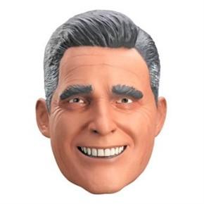 Adult Mitt Romney Mask - Vinyl Deluxe
