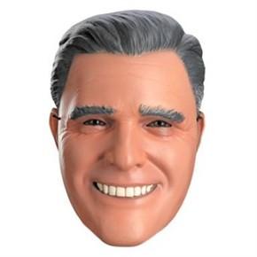 Adult Mitt Romney Mask