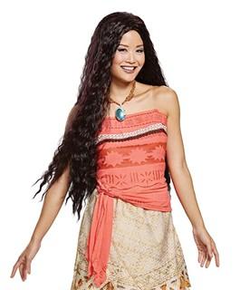 Adult Moana Deluxe Wig