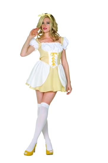 adult sexy goldilocks costume - Goldilocks Halloween Costumes