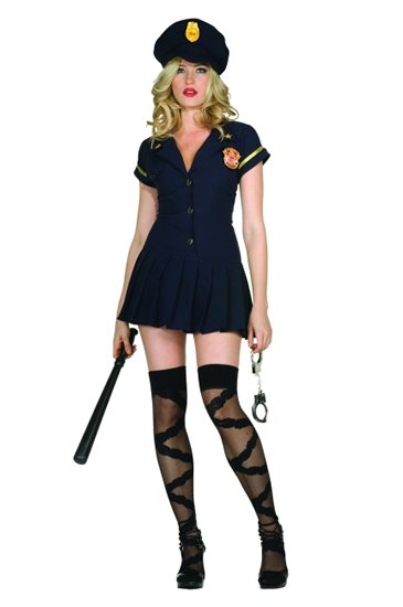 Adult Sexy Police Officer Costume  sc 1 st  Fantasy Toyland & Sexy Police Officer Costume Police Cop Costumes