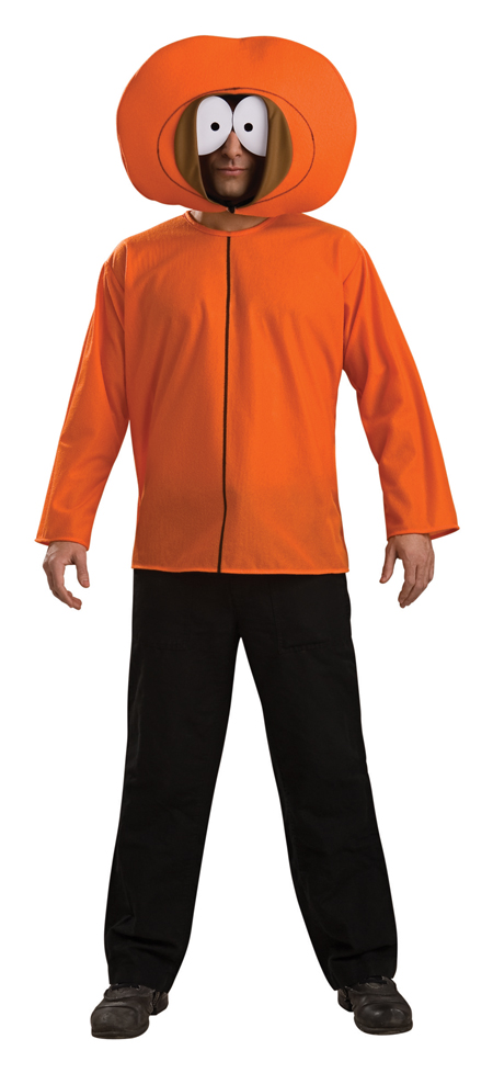 adult south park kenny costume - Southpark Halloween Costumes