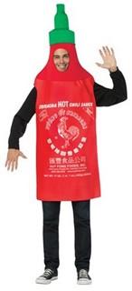 Adult Sriracha Costume