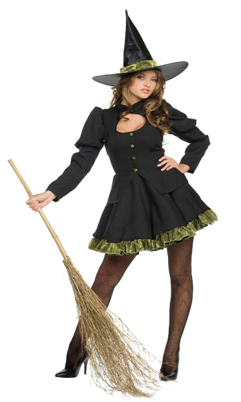 Adult Totally Wicked Witch Costume