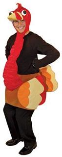 Adult Turkey Costume - Lightweight