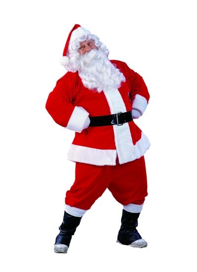 Adult Velva Santa Suit