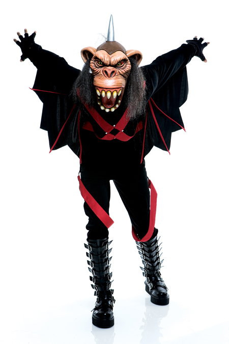Adult Wizard of Oz Wicked Flying Monkey Costume  sc 1 st  Fantasy Toyland & Adult Flying Monkey Costume Wizard of Oz Costumes