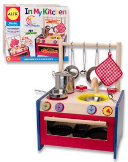 Alex Toys 'In My Kitchen' Play Set