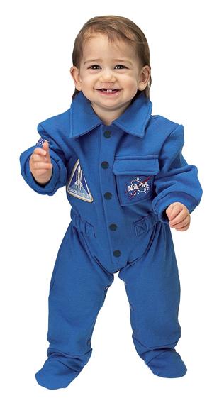 Infant Jr. Flight Suit