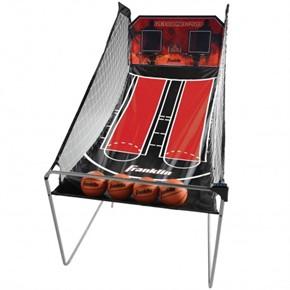 Arcade Basketball Game - Dual Court Rebound Pro