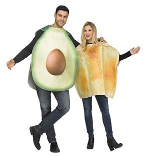 Avocado and Toast Costume