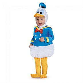 Baby Donald Duck Costume