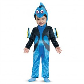 Baby Dory Costume