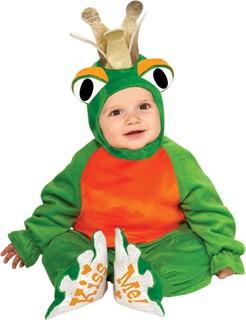 Baby Frog Prince Costume