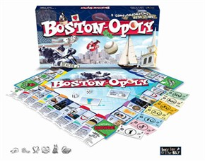 Bostonopoly Board Game