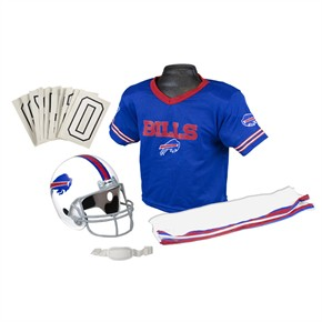 Buffalo Bills Youth Uniform Set