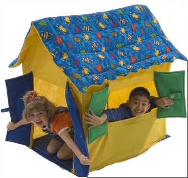 Child Play Cottage - Froggy Fun Roof