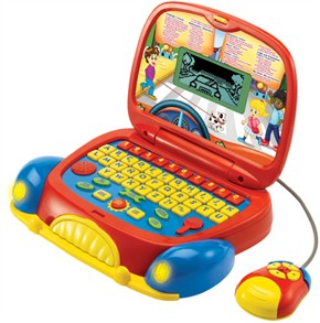 Car Bilingual Laptop