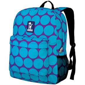 Child Backpack - Big Dot Aqua