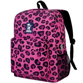 Child Backpack - Pink Leopard