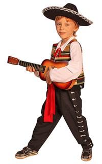 Child Mexican Mariachi Costume