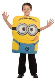 Child Minion Dave Costume - Despicable Me