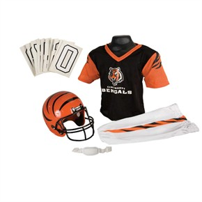 Cincinnati Bengals Youth Uniform Set