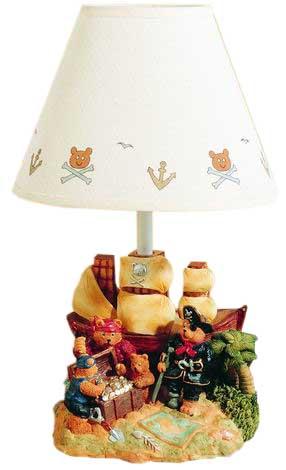 Treasure Island Lamp