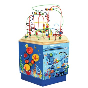 Coral Reef Bead and Wire Activity Center