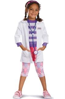 Deluxe Toddler Doc McStuffins Costume